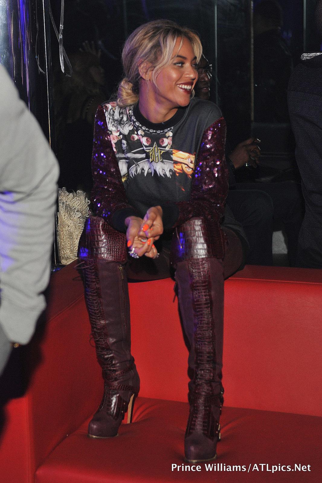 [Photos] Beyonce &...