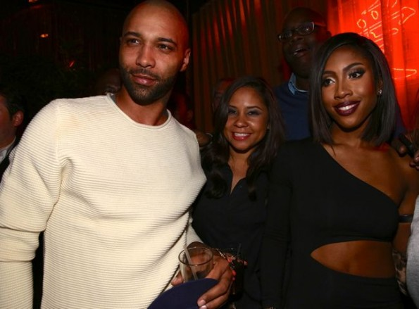 Joe Budden-Angela Yee and Sevyn-call me crazy listening session-the jasmine brand