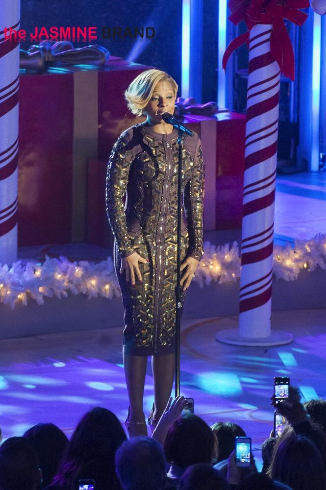 81st Annual Rockefeller Center Christmas Tree Lighting Concert in New York City