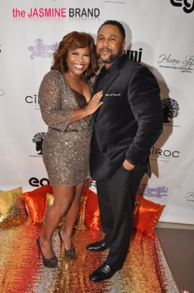 Mona Scott-Young and husband Shawn Young-the jasmine brand