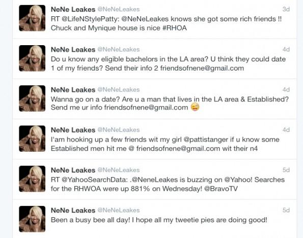 Nene-Leakes-Tweets-The Jasmine Brand