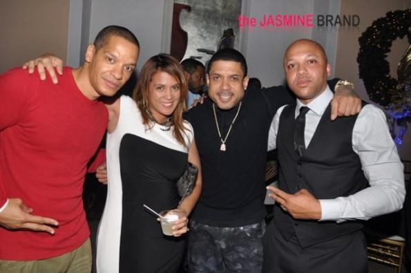 Peter Gunz, Kim Osorio, Benzino, Kino-the jasmine brand