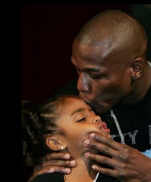 Floyd-Mayweather-Wants-His-Daughters-To-Be-Ladies-The Jasmine Brand