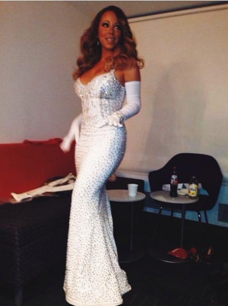 Mariah-Carey-NBC-Tree-Lighting-The Jasmine Brand