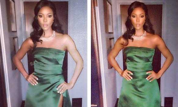 Spotted.Stalked.Scene: Gabrielle Union Hits New York Gala, Kelly Rowland Gets Kissey Face & More Celeb Stalking