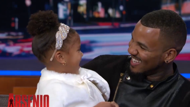 My Kid Is Cuter Than Yours! The Game Explains How His Daughter Makes Him Cry
