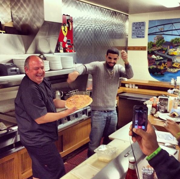 Drake-Cooking-The Jasmine Brand