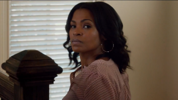[WATCH]: Nia Long, Eddie Cibrian In Tyler Perry's 'Single Moms Club'