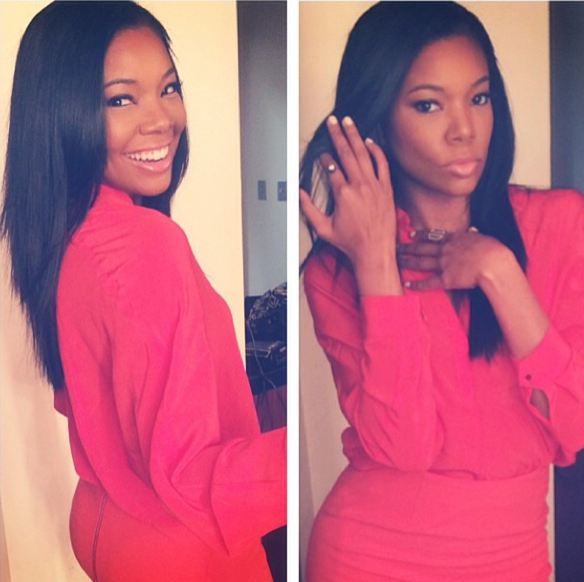 INTERVIEW] Gabrielle Union Gives Relationship Warning Signs