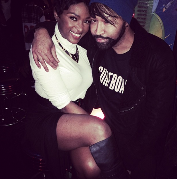 Ty-Hunter-Ariane-Davis-Beyonce-Celebrates-Album-Release-With-Private-Party-The Jasmine Brand