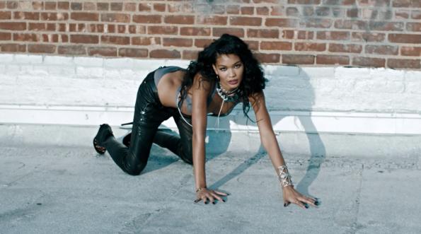 Jourdan-Dunn-Chanel-Iman-Joan-Smalls-Beyonce-Yonce-Video-2-The Jasmine Brand