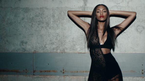 Jourdan-Dunn-Chanel-Iman-Joan-Smalls-Beyonce-Yonce-Video-The Jasmine Brand