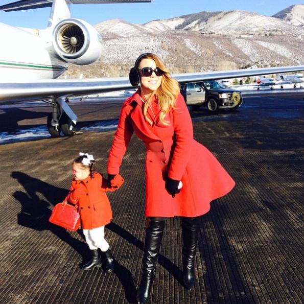 Mariah-Carey-Family-Aspen-The Jasmine Brand