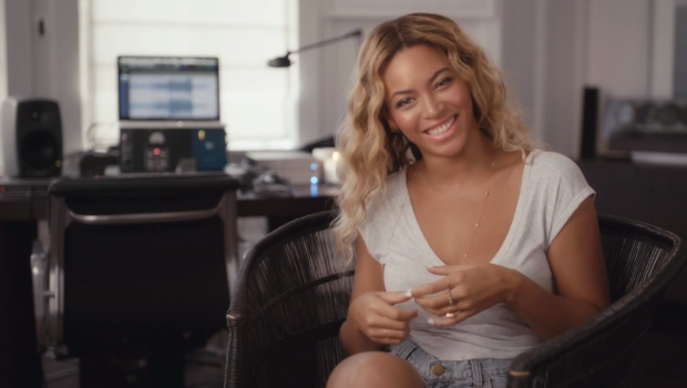 [WATCH] Beyonce Explains Why She Opted To Take Her Clothes Off For 'Partition'