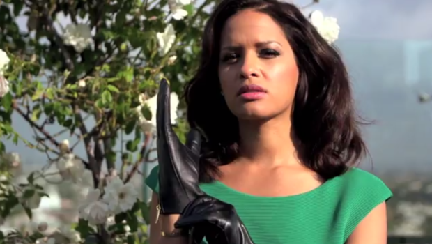 Rocsi Diaz Dabbles In Fashion, Snags New Campaign With Marciano