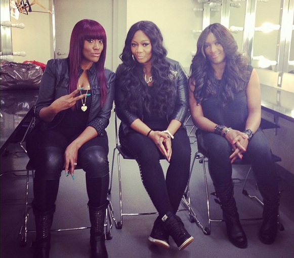 SWV's New Reality Show Brings Tears, Vintage Conflict & Breast Cancer