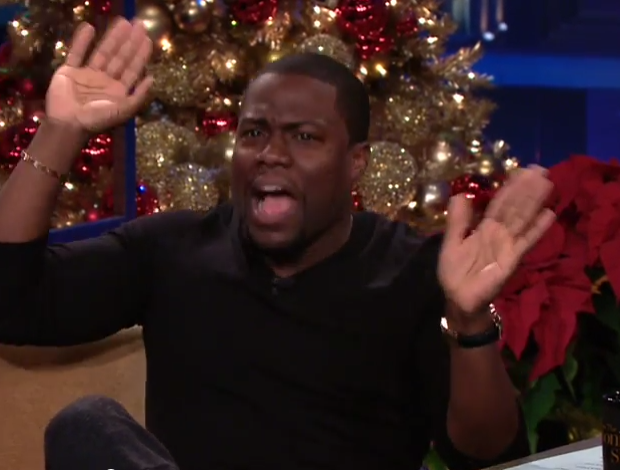 [VIDEO] Kevin Hart Defends His Beyoncé Concert Stan Moment, 'There Needs To Be A Man Represent the Beyhive too!'