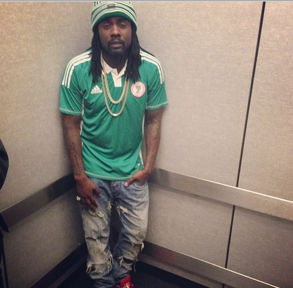 [AUDIO] NSFW: Wale Makes An Irate Call To Media Outlet, Threatens Bodily Harm Over List Snub