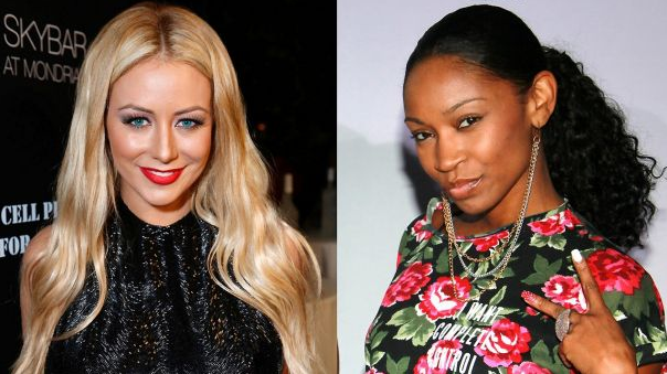 D.Woods Threatens Aubrey O'Day With Lawyers, Says Danity Kane Uninvited Her to Reunion & Still Using Her Vocals
