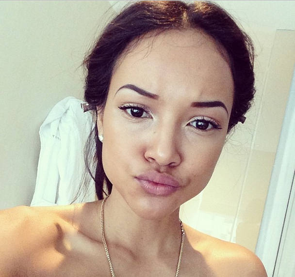 [VIDEO] Karrueche Says People Will Never Understand the Love She Has for Chris Brown