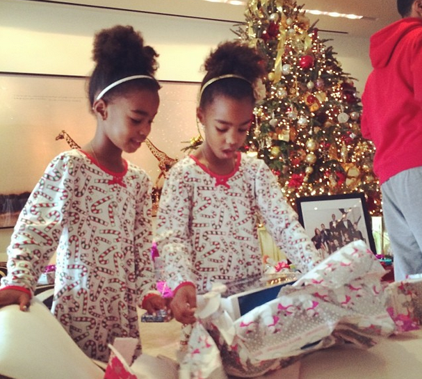 Christmas Behavior: Lil Wayne, Ciara, Diddy & More Celebs
