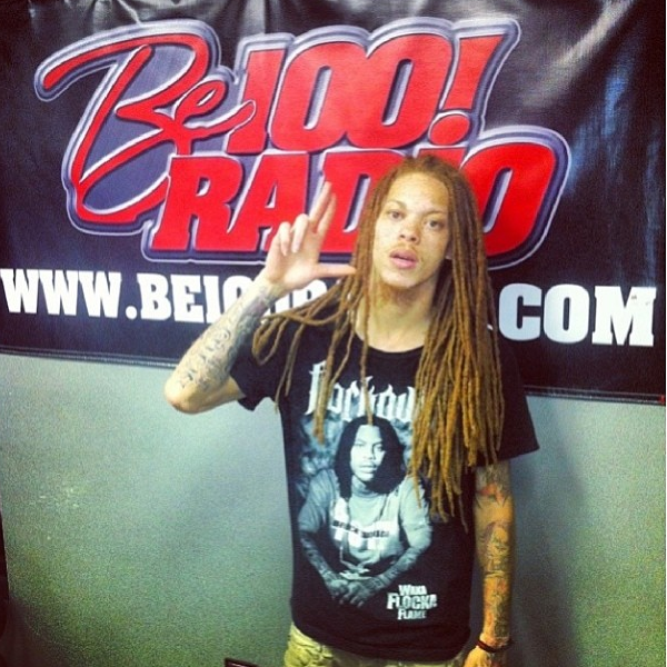 [UPDATE] Waka Flocka's Younger Brother Kayo Redd Dies