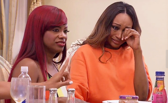 NeNe Leakes & Cynthia Bailey Cry And Argue Over Parenting + Watch Real Housewives of Atlanta's Episode 9