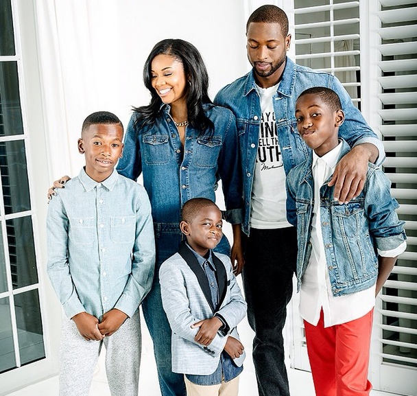 Ear Hustlin': Dwayne Wade Secretly Has Infant Son, During Brief Break-Up With Gabrielle Union