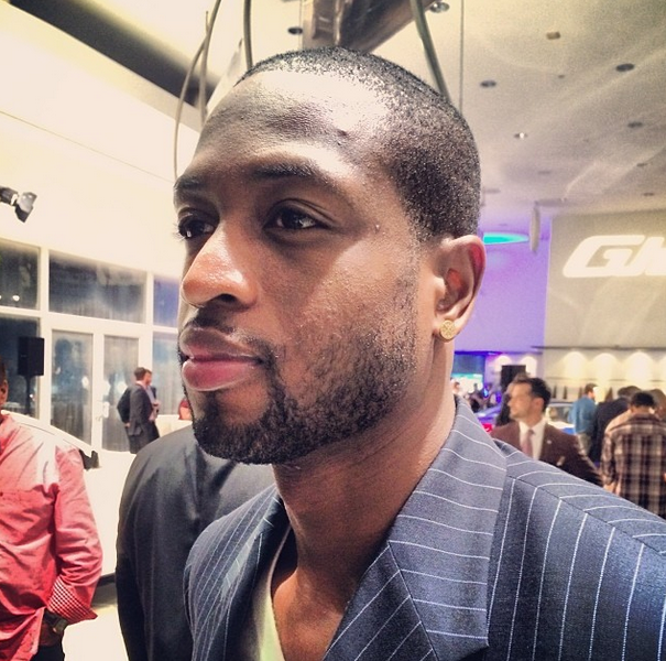 UPDATE: Identify of Dwyane Wade's Baby Mama Released + Child's Name Revealed