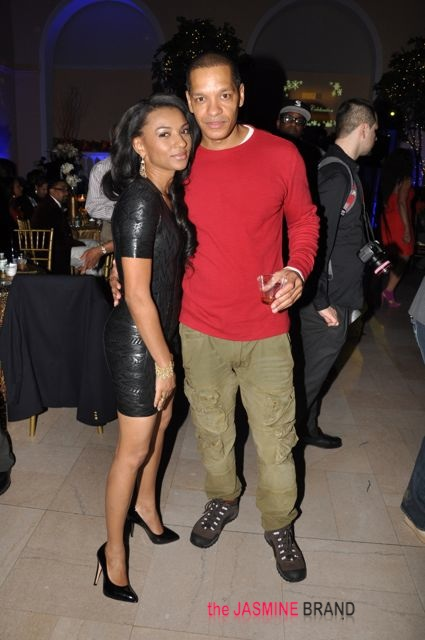 Peter Gunz and ex-girlfriend Tara Wallace