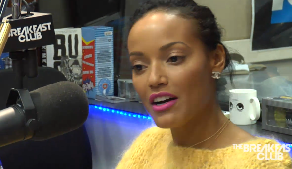 [VIDEO] Selita Ebanks Speaks Candidly About Break-Up With E!'s Terrence J