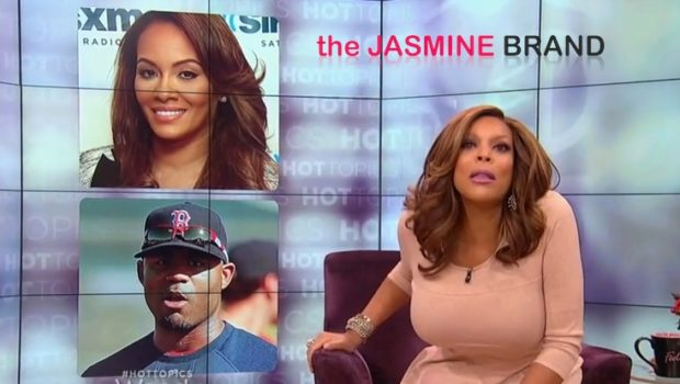 Wendy Williams Speculates On Evelyn Lozada's New Baby Daddy, 'The streets are talking!'
