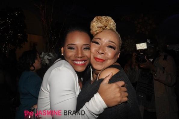 Yandy Smith with Fay Southerland-the jasmine brand