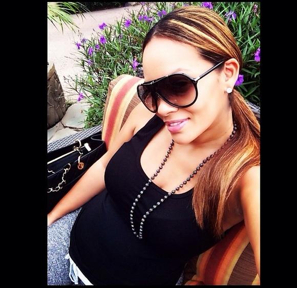 More of Evelyn Lozada's Baby Bump, Khloe Kardashian Breaks Bread With Tamar Braxton + Cassie Brings Diddy Home
