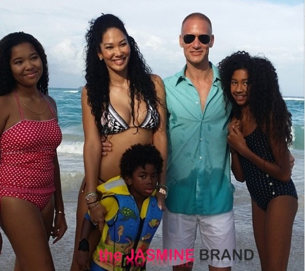 beach-kimora lee simmons-st barts christmas-new boyfriend tim leissner-the jasmine brand