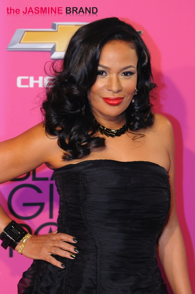 4th Annual Black Girls Rock Awards - Arrivals