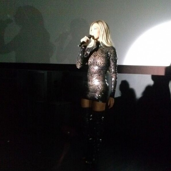 beyonce-album screening-nyc school of visual arts-the jasmine brand