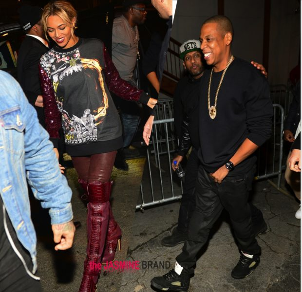 [Photos] Beyonce & Jay Z Party in Atlanta With Trey Songz, The Dream & Bow Wow