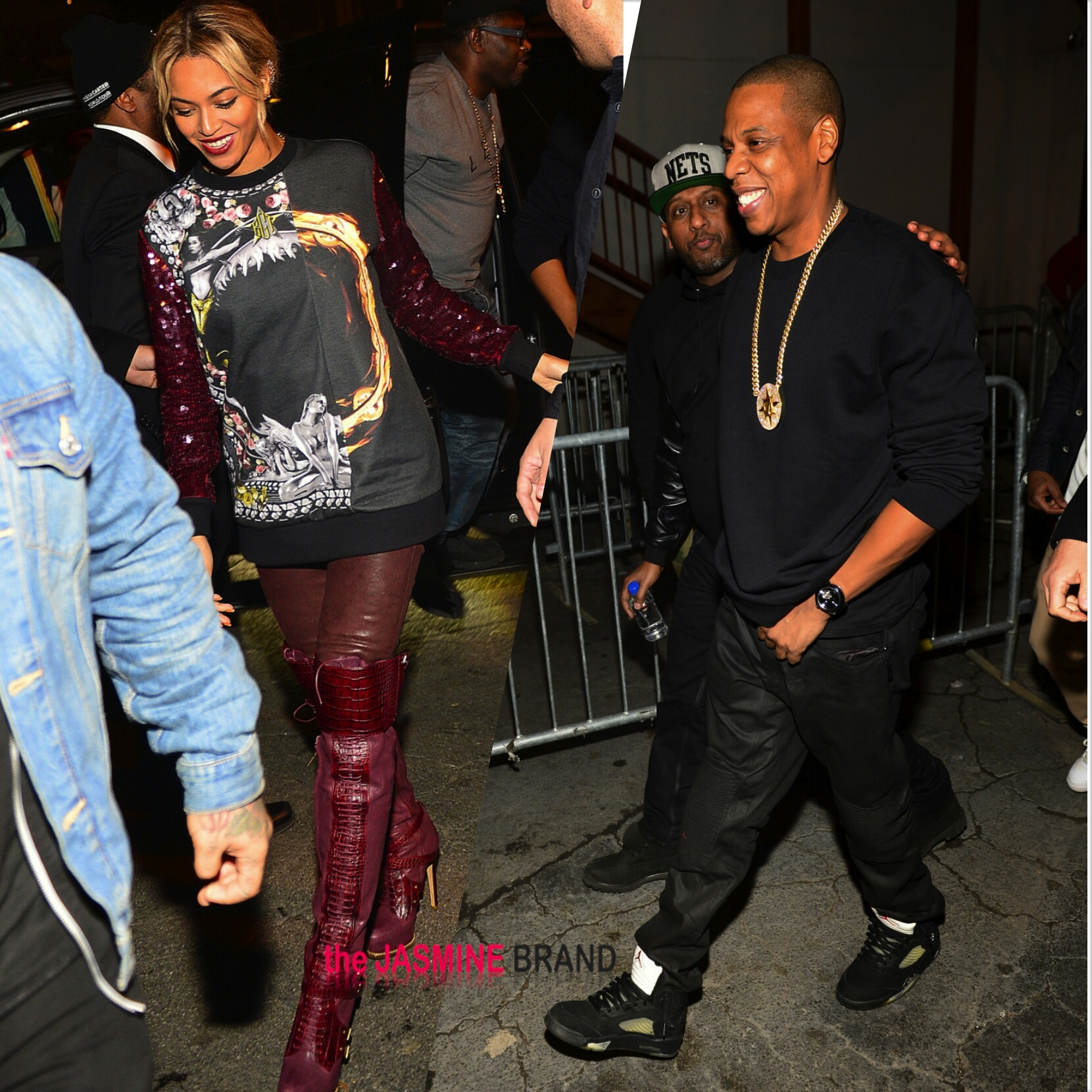 Photos Beyonce Amp Jay Z Party In Atlanta With Trey Songz