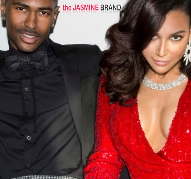 Naya Rivera & Big Sean Unveil Christmas Card + Real Basketball Wives Share Family Holiday Cards