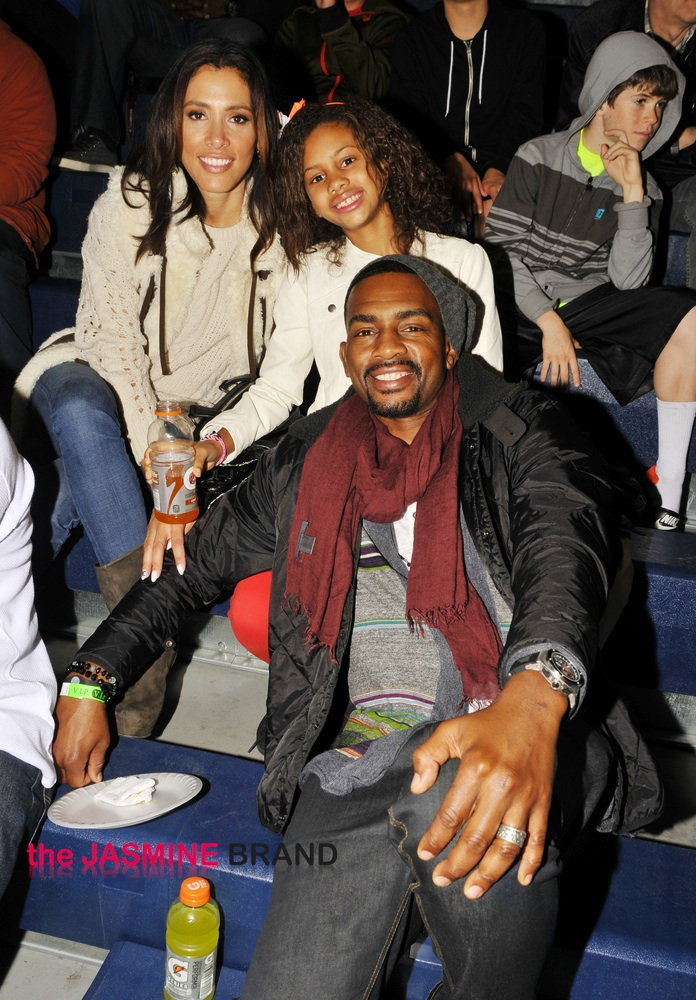 2nd Annual Basketball West Result Celebrity Game - Arrivals