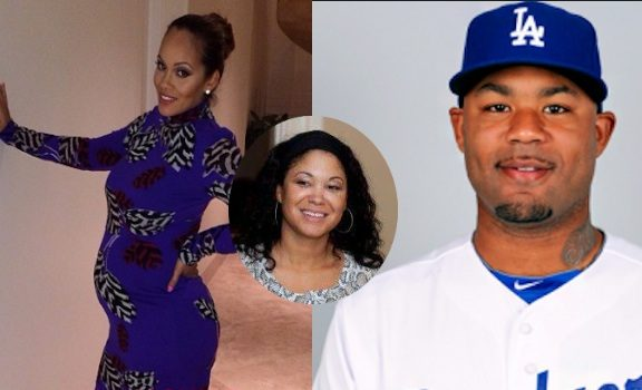Evelyn Lozada's Future Baby Daddy Carl Crawford, Taking Ex-Girlfriend To Court Over 2 Kids
