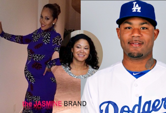 carl crawford-evelyn lozadas baby daddy-child custody battle-amy freeman-the jasmine brand