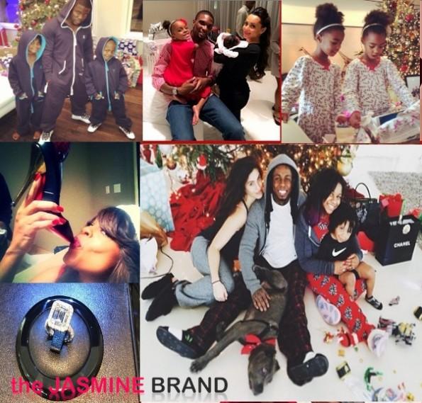 celebrities christmas gifts 2013-the jasmine brand