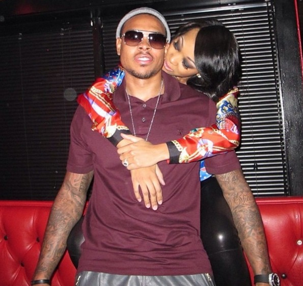cup cakin-monica celebrates-husband shannon brown birthday 2013-the jasmine brand