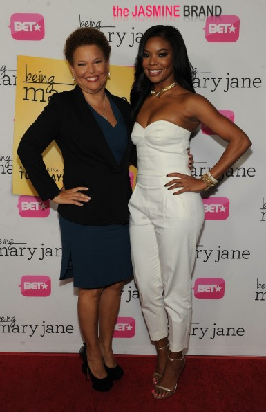 Gabrielle Union Sues BET Over Being Mary Jane