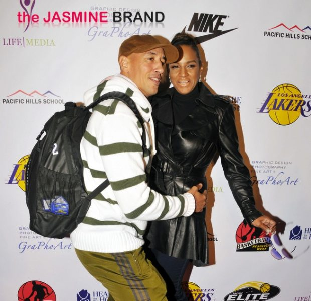 Doug & Jackie Chistie Attend Charity Game With Terrell Owens + J. Lo & Nick Cannon Hit 'March of Dimes' Luncheon