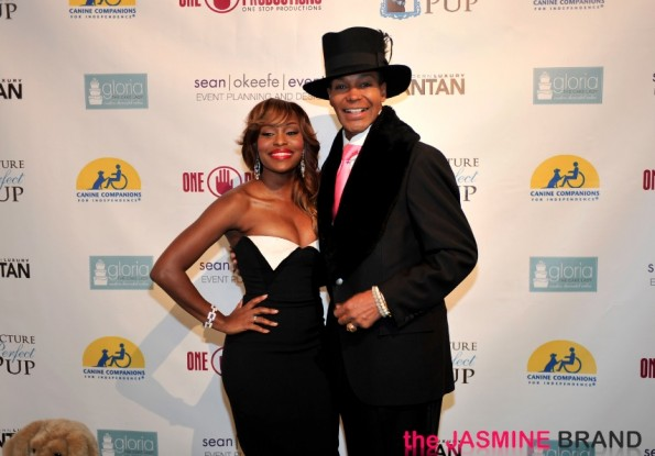 dwight eubanks-married to medicine-quad lunceford webb-canine couture fashion show-the jasmine brand