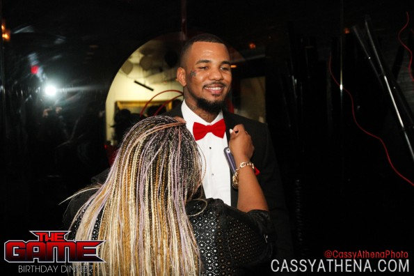 echo hattix-the game birthday dinner-the jasmine brand