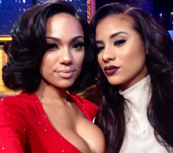 erica mena-reunion show-break up-cyn-love and hip hop ny-the jasmine brand